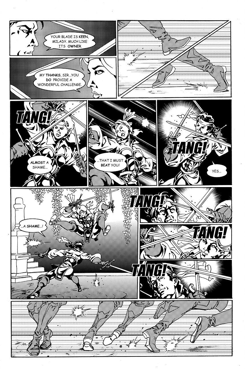 Amore Bellum Page 3