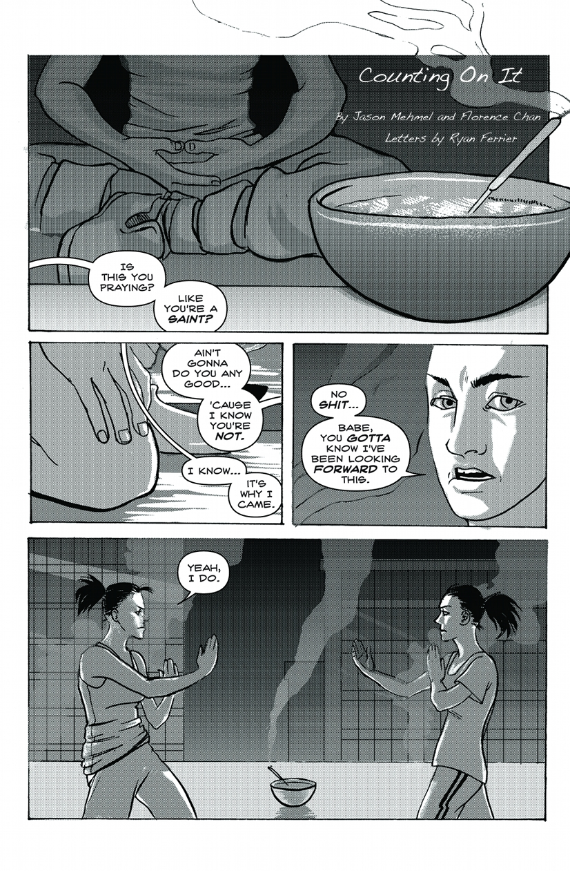 Counting On It Page 1