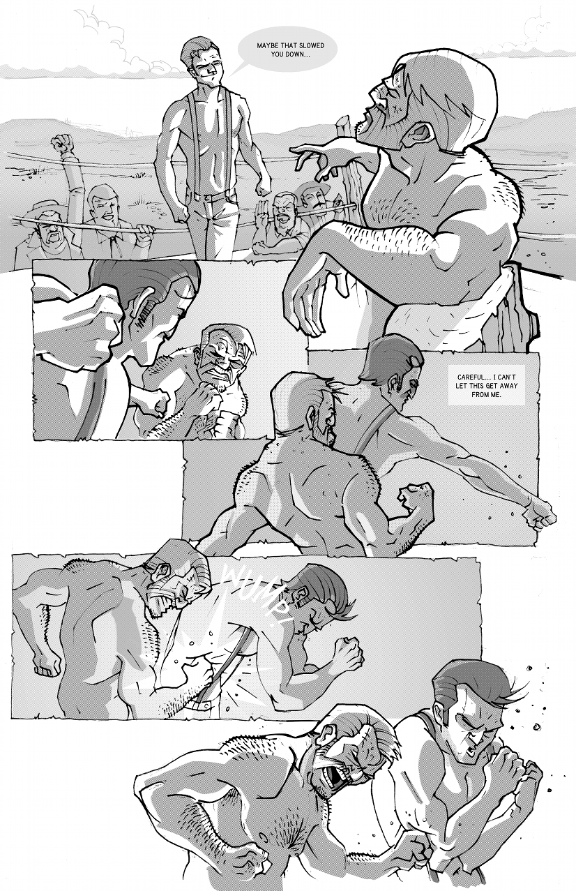 Turnbuckle Justice Page 3
